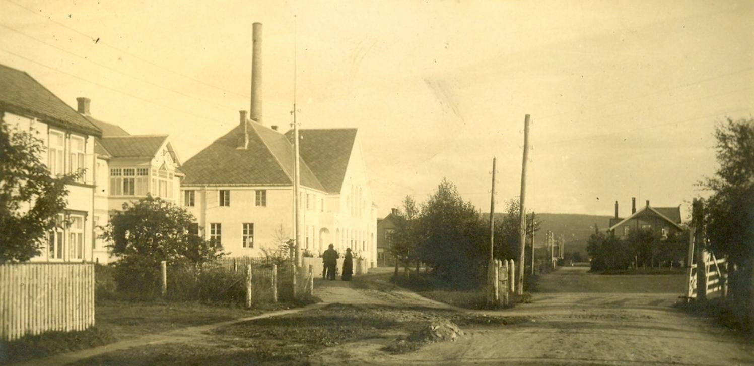 Grennes 1918